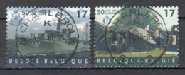 BELGIE: COB 2811/2812 Zeer Mooi Gestempeld. - Belgio