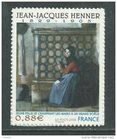 France Autoadhésifs N° 223 XX  Série Artistique : Jean-Jacques Henner Sans Charnière, TB - Sellos Autoadhesivos