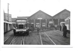 Merksem - Stelplaats - Uitzonderlijk Vervoer Voor Tram. - Antwerpen