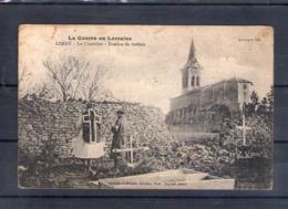 54. Limey. Le Cimetiere. Tombes De Soldats - France