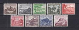 Deutsches Reich - 1939  - Michel Nr. 730/738 - Postfrisch - 60 Euro - Deutschland