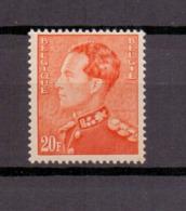435a 20FR.POORTMAN ORANJEROZE  POSTFRIS** 1936 - 1936-51 Poortman