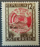 AUSTRIA 1946 - MLH - ANK 792 - 12g - 1945-.... 2. Republik