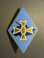 Insigne émaillée 1ere Division Blindée - Arthus Bertrand - H107 - BE - - Army
