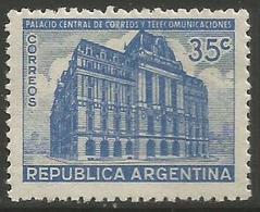 Argentina - 1945 Post Office 35c MNH **     Sc 541 - Argentina