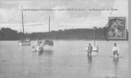 Lancieux:retour De La Pêche.1930. - Lancieux
