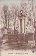 Cpa-64-orthez-monument Aux Morts 14 / 18--edi .... - Orthez