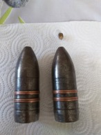 Obus 37mm Ww1 Neutralisé - Armes Neutralisées