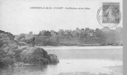 Lancieux:L'ILLET.les Rochers Et Les Villas.1930. - Lancieux