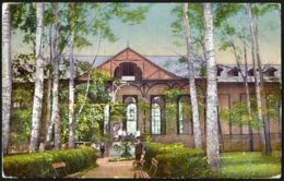 Slovakia / Hungary: Brusno-kúpele (Borosznófürdö), Hotel Ludvig  1931 - Slovaquie