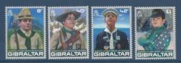 Gibraltar - Europa - Yt N° 1212 à 1215 - Neuf Sans Charnière - 2007 - Gibilterra