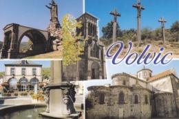 63 PUY DE DÔME - VOLVIC - MULTIVUES - Volvic