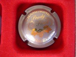 * Capsule De Champagne PRADY & POROT N° 5  * - Capsules & Plaques De Muselet