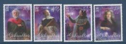 Gibraltar - Europa - Yt N° 1333 à 1336 - Neuf Sans Charnière - 2009 - Gibilterra