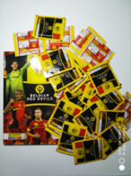 PANINI Carrefour Sticker Album BELGIAN RED DEVILS + 34 Pochettes - Neufs - Panini