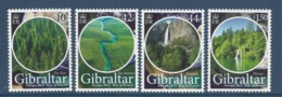 Gibraltar - Europa - Yt N° 1421 à 1424 - Neuf Sans Charnière - 2011 - Gibilterra