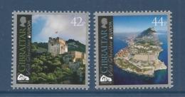 Gibraltar - Europa - Yt N° 1485 à 1486 - Neuf Sans Charnière - 2012 - Gibilterra