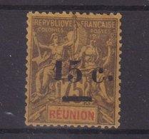 REUNION : N° 54 D * . TB . 1901 . - Réunion (1852-1975)
