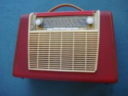 Radio  Transistor Kurer Fonctionne - Apparatus