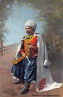 Ukraine - Ukrainian Types - Zaporozhian Cossack - Publ. Granberg. - Ukraine
