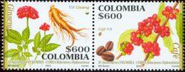 COLOMBIE 50ans Rel.Diplom./Corée 2v 2012 Neuf ** MNH - Colombie