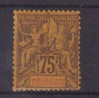 REUNION : N° 43 * . TB . 1892 . - Réunion (1852-1975)