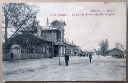 MINSK,1907, Railway Station, Bahnhof, La Gare, RARE! - Belarus
