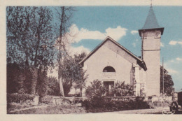 74 - Versonnex - L'eglise - Autres Communes