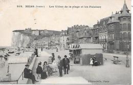 MERS Les BAINS ( 80 ) - Les Villas De La Plage - Mers Les Bains