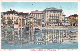 Lago Maggiore Imbarcadero Di Pallanza - 1903 - Italia