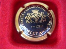 * Capsule De Champagne MORLET Pierre    * - Capsules & Plaques De Muselet
