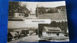 Schellerhau Erzg. Germany - Schellerhau