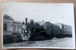 MINSK 1957, Children's Railway - Train, Kindereisenbahn - Zug, Chemin De Fer Pour Enfants - Train - Chemin De Fer