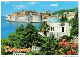 Carte Postale. Yougoslavie  Dubrovnick - Yougoslavie