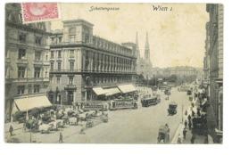 CPA AUTRICHE WIEN VIENNE SCHOTTENGASSE - Vienne
