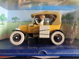 Les Autos De TINTIN - L' Automobile - De Tintin Au Congo . - Tintin
