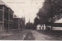 WARCOING ROUTE DE TOURNAI - Belgique