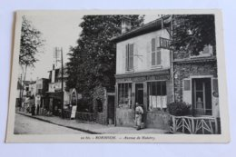 Le Plessis Robinson - Avenue De Malabry - Le Plessis Robinson