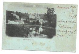 CLERVEAUX  (  CLERVAUX)    ( ECRITE EN 1898 ) - Clervaux