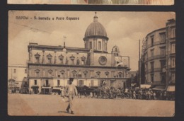 15210 Napoli - Santa Luciella A Porta Capuana F - Napoli