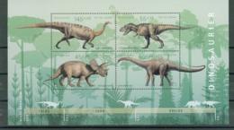 Germany 2008 - Prehistorische Tiere - Block, Postfrisch** - Stamps