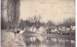 Saône-et-Loire - Palinges - Le Canal Au Montet - France