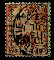 Nouvelle Caledonie (1891) N 13 (o) - Usados