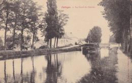 Saône-et-Loire - Palinges - Le Canal Du Centre - France