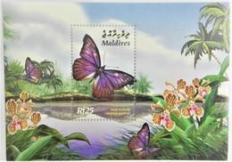 * Maldives 2003**Mi,bl.550 Butterflies , MNH [10141] - Schmetterlinge