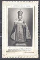 Dentelle Le Saint Enfant Jésus De Prague  Editeur Letaille Boumard - Imágenes Religiosas
