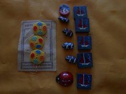 Bouton Ancien Enfant - Lot De 14 Boutons - - Buttons