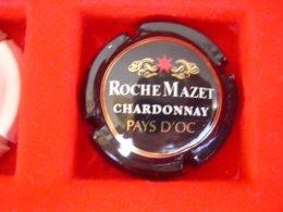 * Capsule De Mousseux Roche Mazet   * - Capsules & Plaques De Muselet