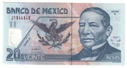 Mexico 20 Pesos 17/05/2001 UNC .PL. - Mexico