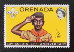 SALUT SCOUT 1972 - NEUF ** - YT 445 - MI 488 - Grenade (1974-...)